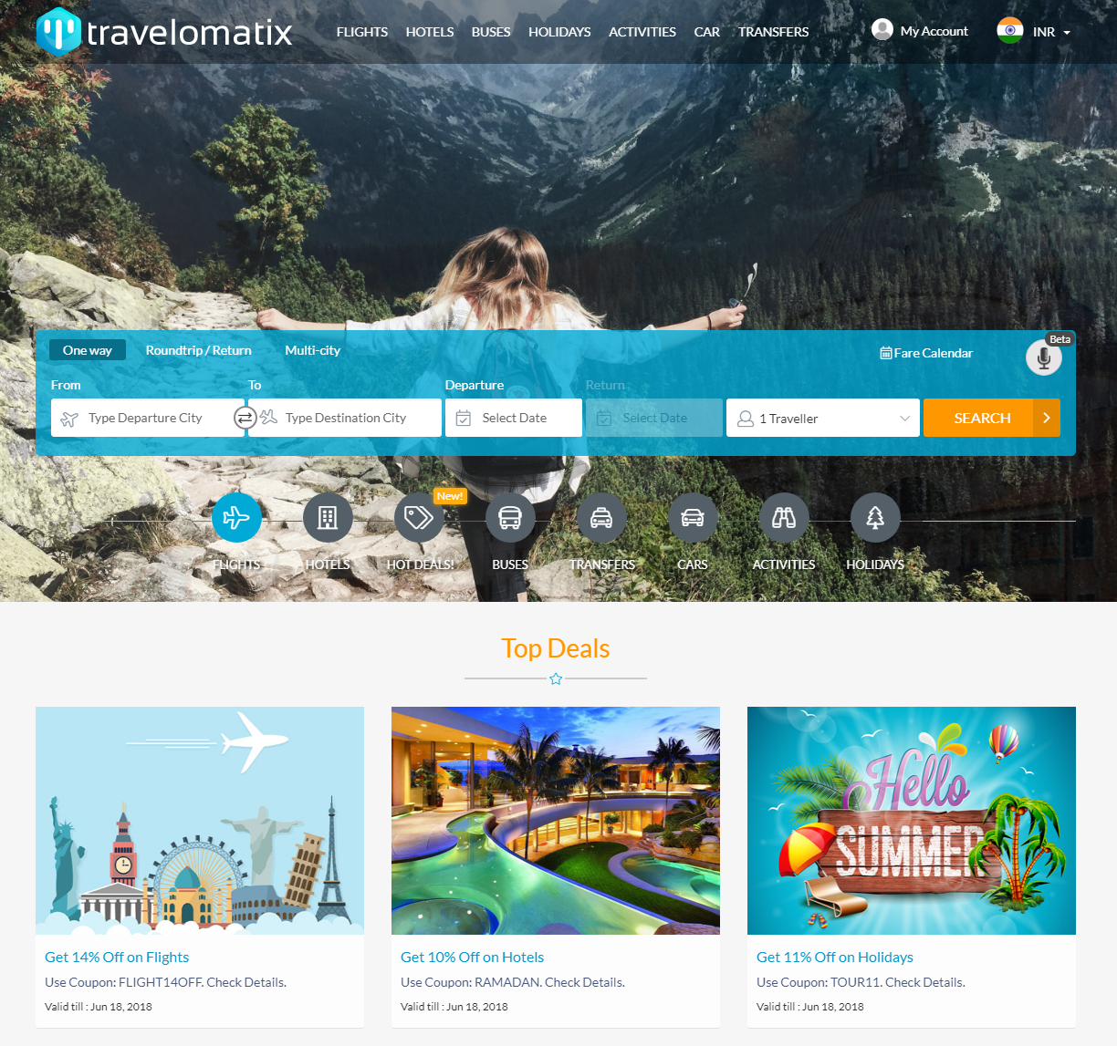 Travel Agency Software Saudi Arabia | Booking Management